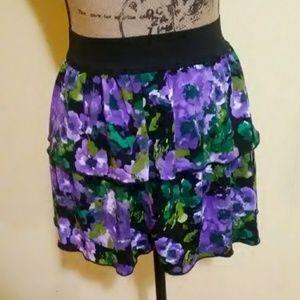 Cato Girls Ruffled Skirt Size M(8-10)